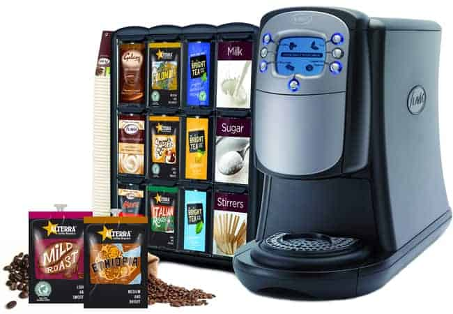 Flavia One Cup Coffee Maker : Mars Drinks - Flavia Norscott Coffee & Vending